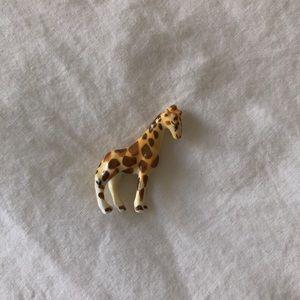 Mini Vintage Giraffe